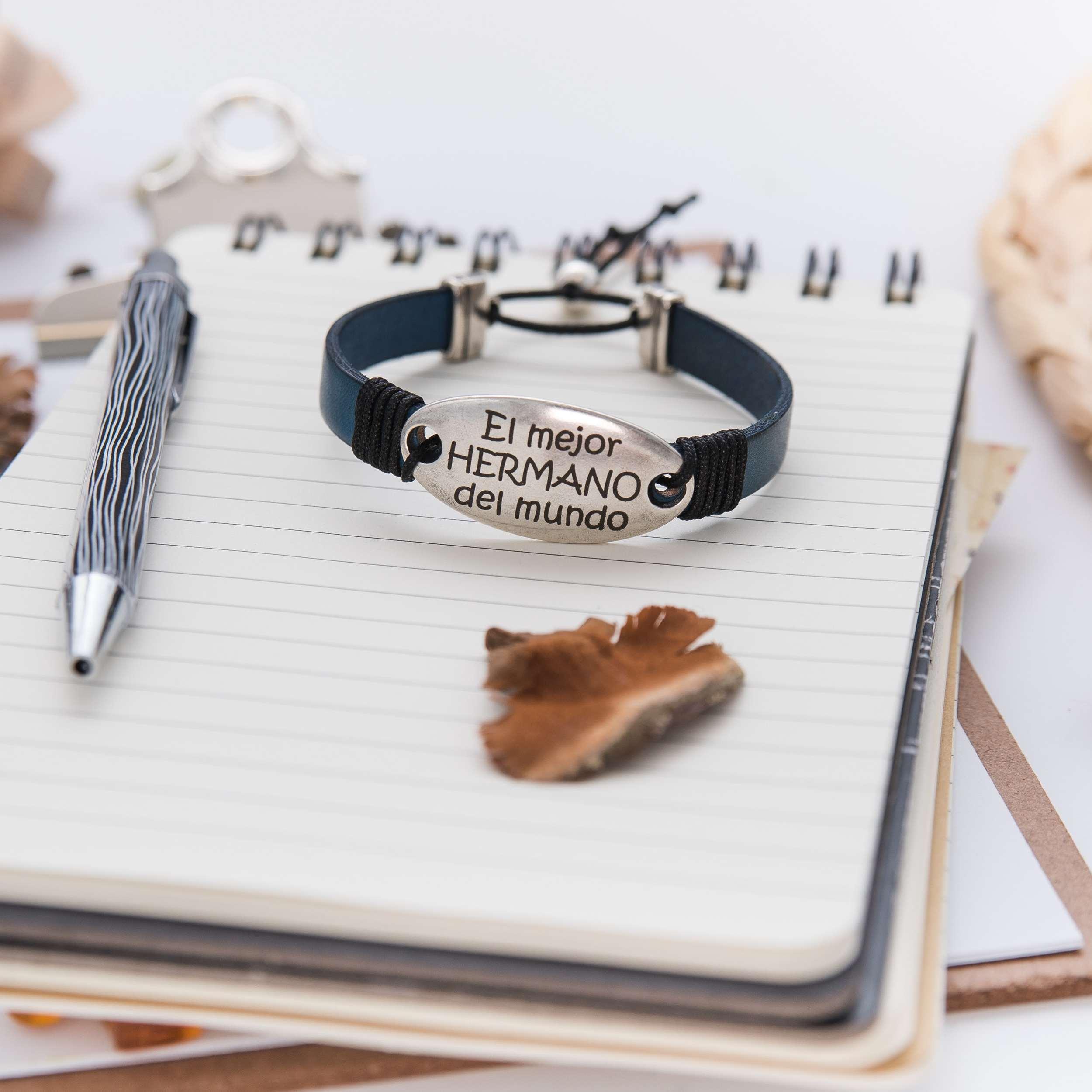 pulsera personalizada para hombre