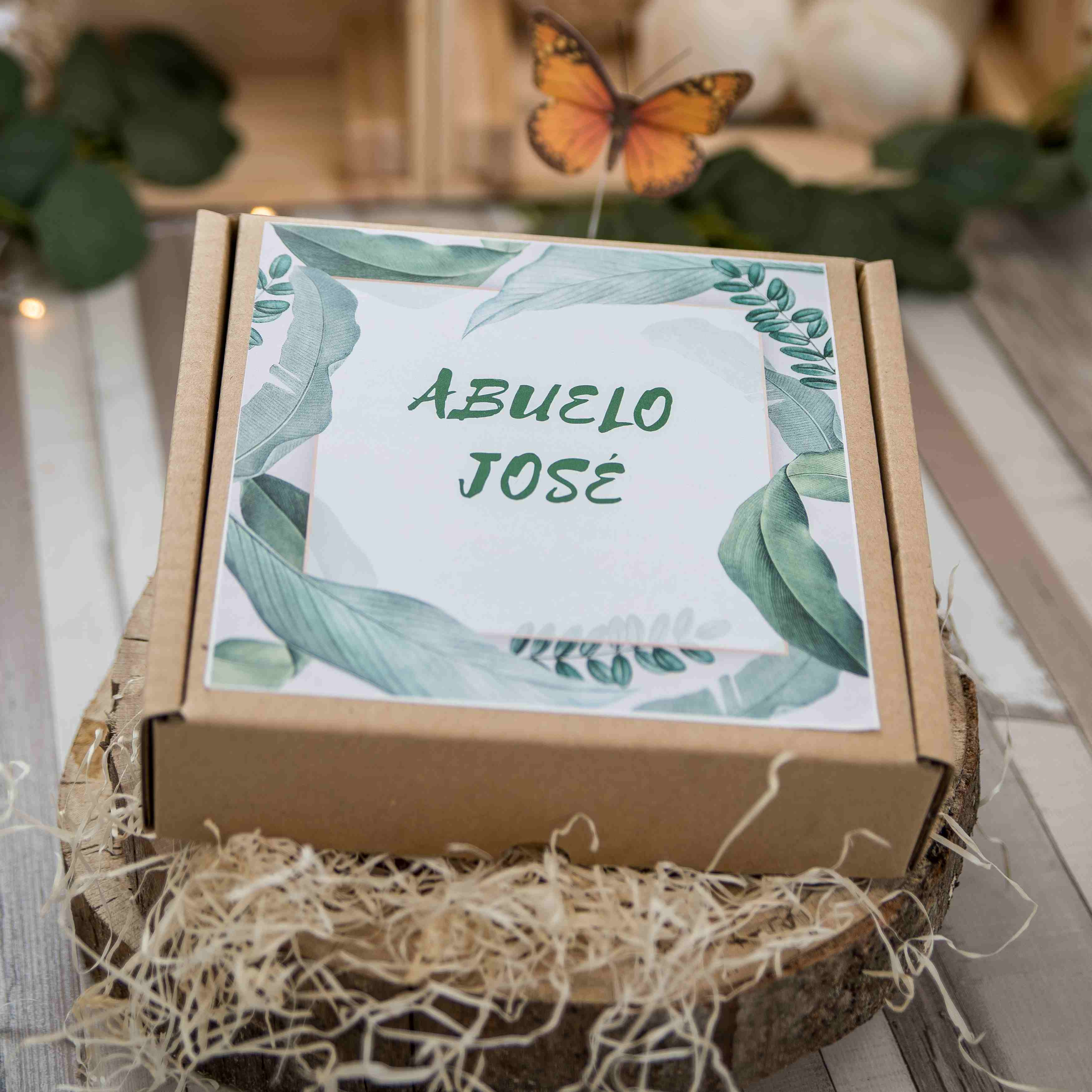 Abuelo box