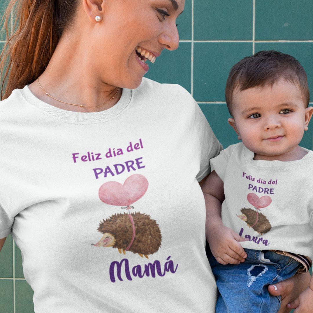 Camiseta mamá dia del padre