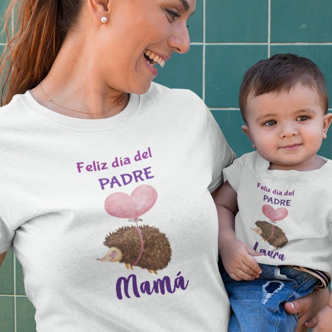 Camiseta pinchy dia de la madre